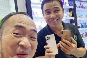 Quyền Linh, Tiến Luật và loạt sao Việt sở hữu iPhone 11
