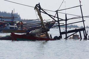 Tìm thấy nạn nhân mất tích trong vụ nổ tàu cá ở Thanh Hóa