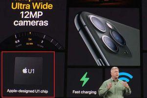 Chip U1 mới trên iPhone 11 có thể làm được gì?