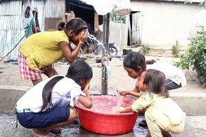 Nhiều khó khăn trong việc cấp nước sạch và vệ sinh nông thôn ở Ninh Thuận