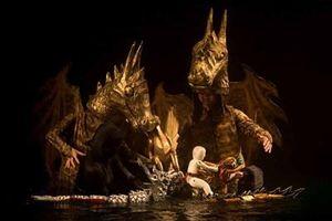 'Mơ Rồng' - giấc mơ thú vị của múa rối Thăng Long