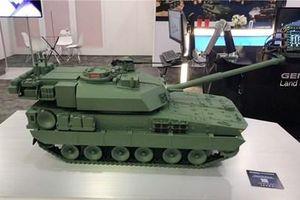 Giới thiệu xe tăng hạng nhẹ tương lai của Lục quân Mỹ