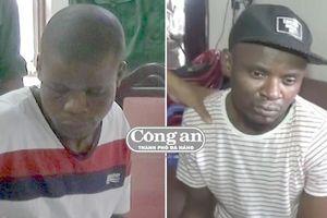 5 giờ truy bắt 2 người Nigeria buôn ma túy quốc tế qua biên giới Quảng Trị