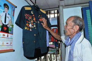 9h sáng nay bắt đầu lễ viếng Anh hùng Đại tá phi công Nguyễn Văn Bảy