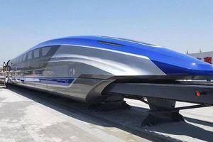 Tàu đệm từ của Trung Quốc có thể chạy với tốc độ 'không tưởng' 600 km/h