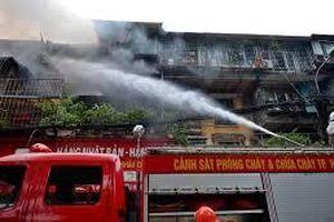 Hà Nội: Hàng loạt trường học, khách sạn, nhà xưởng...không đảm bảo PCCC