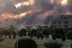 Anh - Pháp - Đức đồng loạt tố Iran tấn công nhà máy dầu Ả Rập Saudi