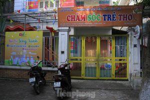 Gần 1 tháng cháy Cty Rạng Đông: Học sinh chưa về, trường mầm non vẫn im lìm