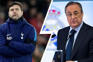 Phế Zidane, Real Madrid mời Pochettino ngồi ghế nóng