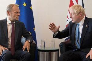 Không có đột phá trong cuộc gặp giữa lãnh đạo Anh và EU về Brexit
