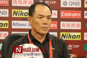 HLV Chu Đình Nghiêm: '4.25 SC là một đội bóng mạnh, toàn đội sẽ thi đấu hết mình vì màu cờ, sắc áo'