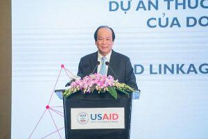 'Hỗ trợ phát triển các DNNVV Việt Nam theo LinkSME có ý nghĩa vô cùng quan trọng'