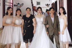 Thì ra màn tuyển rể của gia đình có 4 chị em gái này đã tạo cảm hứng cho tứ huynh đệ Nghệ An tuyển vợ gây bão mạng!