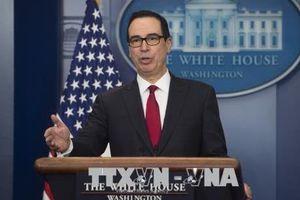Bộ trưởng Tài chính Mỹ lạc quan về triển vọng đàm phán thương mại với Trung Quốc
