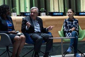 Tổng thư ký LHQ: Hành động sớm để giành chiến thắng trong 'cuộc đua khí hậu'