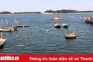 Vụ cháy tàu cá tại xã Hải Châu (Tĩnh Gia): Đã tìm thấy thi thể nạn nhân mất tích
