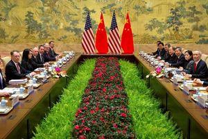 Đàm phán thương mại cấp cao Mỹ-Trung sẽ nối lại vào tuần tới