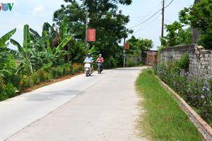 Quảng Ninh đặt mục tiêu trở thành tỉnh nông thôn mới vào năm 2025