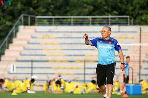 Giấc mơ World Cup của ĐT Việt Nam: Hãy bắt đầu từ tâm nguyện của thầy Park