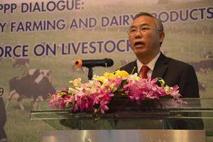 Thu hút doanh nghiệp đầu tư vào chăn nuôi theo hình thức đối tác công tư (PPP)
