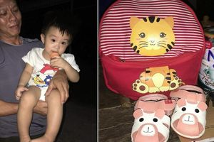 Bé trai hơn 1 tuổi bị bỏ rơi trước cổng chùa: Người thân từ miền Nam xin nhận lại cháu