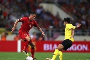 Những tuyển thủ Việt Nam là khắc tinh của bóng đá Malaysia