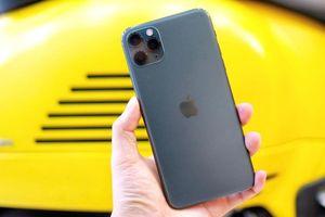 iPhone 11 Pro Max khóa mạng về Việt Nam, thấp hơn bản quốc tế 20 triệu