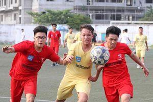 103 đội bóng dự Giải bóng đá học sinh THPT Báo An ninh Thủ đô