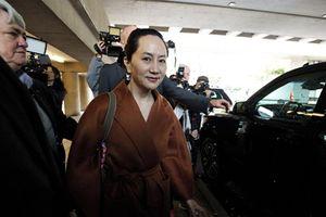 Giám đốc tài chính Huawei ra tòa ở Canada