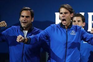 Khi Federer và Nadal không phải là 'bạn thân'