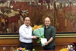 NSND Triệu Trung Kiên được bổ nhiệm quyền Giám đốc Nhà hát Cải lương Việt Nam