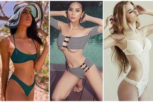 Lộ diện dàn đối thủ có sắc vóc đẹp miễn chê của đại diện Việt Nam tại Hoa hậu Trái đất 2019