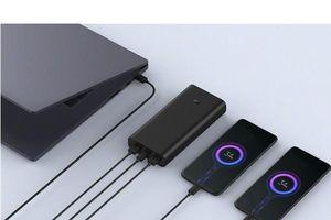 Xiaomi ra mắt sạc dự phòng Mi Power Bank 3 50W
