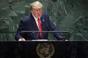 Ông Trump phát biểu trước LHQ: Mỹ không chấp nhận bất lợi trước Trung Quốc