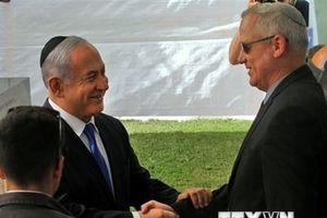 Israel: Đàm phán thành lập chính phủ thống nhất có tiến triển
