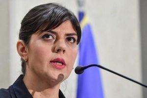 Cựu sếp chống tham nhũng Romania được bầu làm Trưởng Công tố của EU