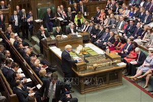 Quốc hội Anh hoạt động trở lại