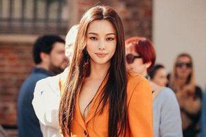 'Hoa hậu đẹp nhất Hàn Quốc' Honey Lee xuất hiện với thần thái hút hồn khiến người đi đường cũng không thể rời mắt