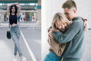 Linh Ka 17 tuổi với Quỳnh Anh Shyn 19 tuổi thời điểm mới hẹn hò Will: Cùng là hot girl Hà thành, style bị 'khui' chuyện yêu đương giống nhau y như đúc!