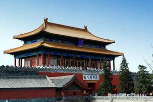 Bí ẩn hồn ma ai oán trong các cung, phủ ở Trung Quốc