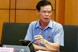 Ông Triệu Tài Vinh nói về chuyện cả nhà làm quan và gian lận thi cử