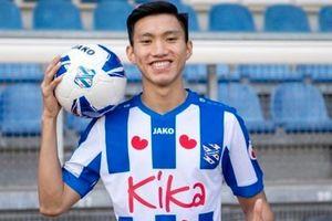 HLV Heerenven: 'Đoàn Văn Hậu sẽ sớm trở thành trụ cột của đội bóng'