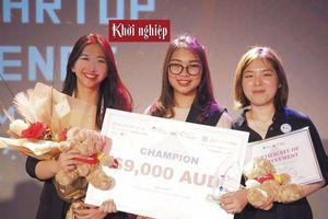 3 cô gái The Sisters Bag: 'Nhờ' túi thân thiện môi trường để quảng bá Việt Nam ra thế giới