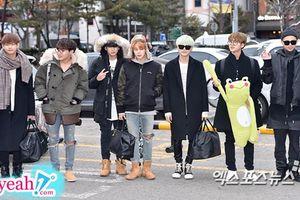 Music Bank cấm quay phim chụp hình, fan kpop chưng hửng vì mất đi 'đặc sản'