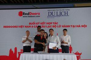 RedDoorz hợp tác với các đơn vị lữ hành Việt Nam