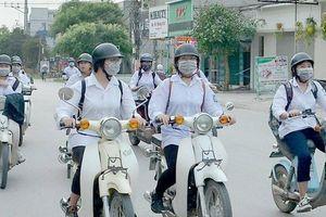 Vì sao xe gắn máy chỉ được chạy tốc độ tối đa 40km/h?