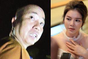 Lý Nhã Kỳ lên tiếng sau nghi án quen nhà sư Thích Thanh Toàn
