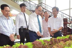 Hình thành liên hợp hợp tác xã nông nghiệp để hỗ trợ tiêu thụ sản phẩm