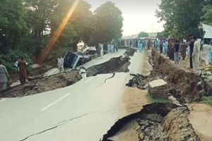 Động đất tại Pakistan: 21 người chết, hơn 320 người bị thương