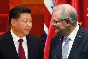 Quan hệ Australia-Trung Quốc tiếp tục căng thẳng vì Huawei